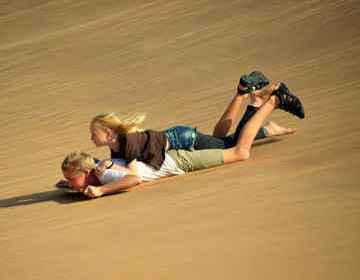 Namibia Familien Selbstfahrer Rundreise